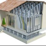 Основные материалы для быстровозводимого каркасного строительства