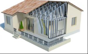 """Производство быстровозводимых зданий от компании """"Дока"""""""